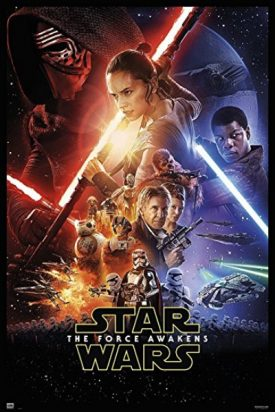 Star Wars Episode 7: The Force Awakens Poster