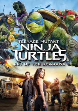 Teenage Mutant Ninja Turtles: Out of the Shadows Poster