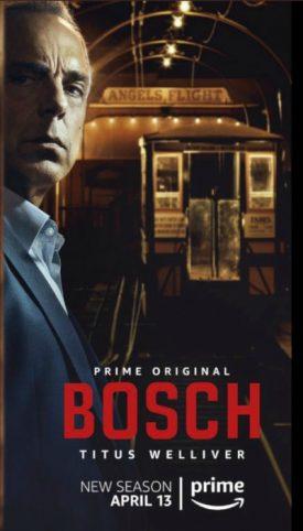 Bosch Season 4 poster