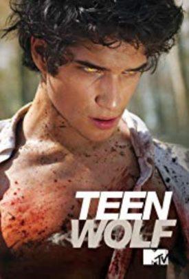 Teen Wolf Poster Season 1